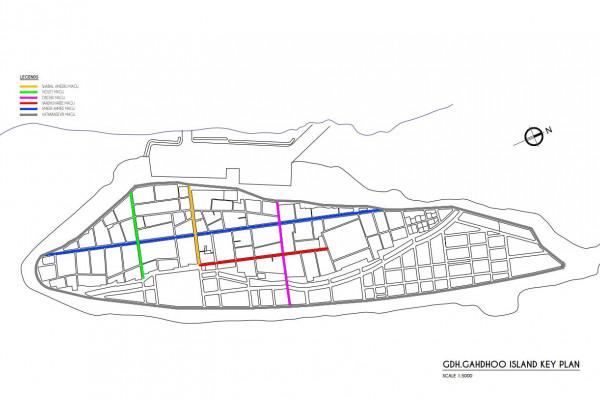 Design & Build Of Gdh.Gadhdhoo Major Roads