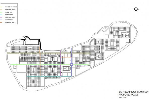 Design & Build Of Sh.Milandhoo Major Roads