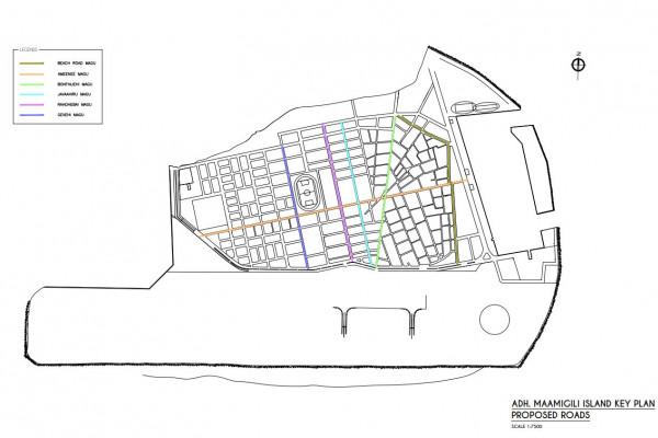 Design & Build Of Adh.Maamigili Major Roads